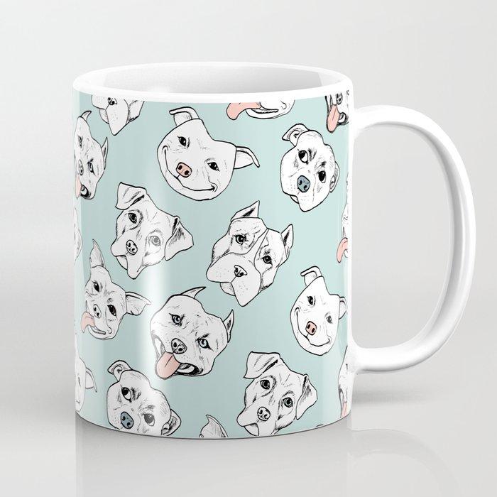 Pittie Pittie Please! 3 Coffee Mug
