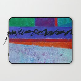 Color Block I Laptop Sleeve
