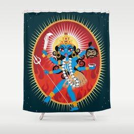 Kali Ma Shower Curtain