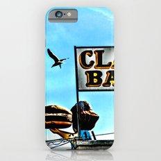 Coney Island Clam Bar iPhone 6s Slim Case
