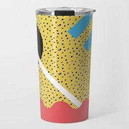 Memphis Style N°8 Travel Mug