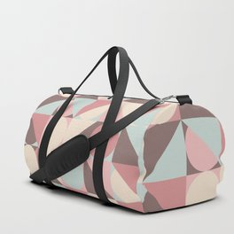 Circles, and Squares, and Triangles! Oh, My! Duffle Bag