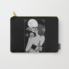 Love and Death Carry-All Pouch