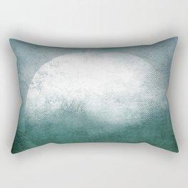 Circle Composition VII Rectangular Pillow