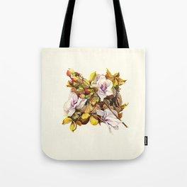Fallen Petals Tote Bag