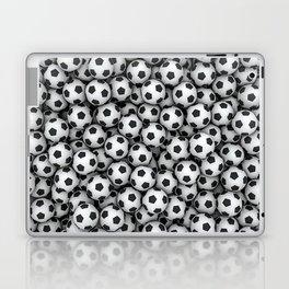 Soccer Balls Laptop & iPad Skin