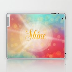 Shine Laptop & iPad Skin