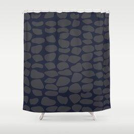 Janina XII Shower Curtain