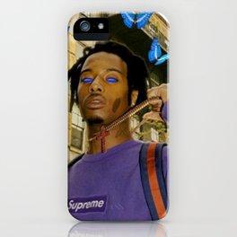 Playboi Carti Supreme iPhone Case