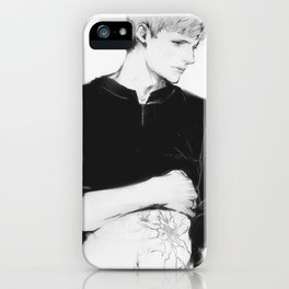 BBC Merlin: In Spite of Everything, the Stars (Arthur) iPhone Case