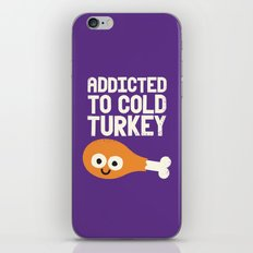 A Gravy Mistake iPhone & iPod Skin