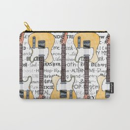 Music for the Soul & Spirit - Off-White Series Carry-All Pouch