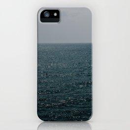 IONIAN SEA iPhone Case