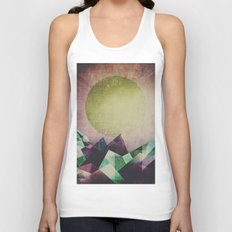 Top of the mountain Unisex Tank Top