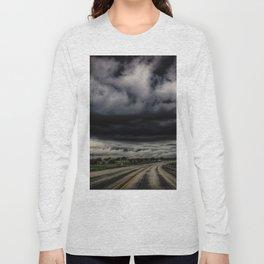 Slight Chance Of  Rain Long Sleeve T-shirt