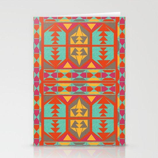 Neo Native Stationery Cards