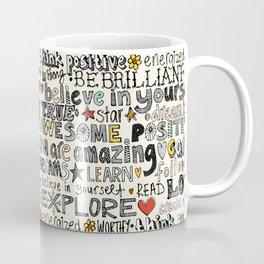 positively awesome Coffee Mug