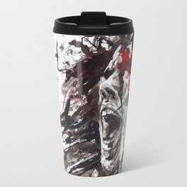 The Pain of Cluster Headache Travel Mug