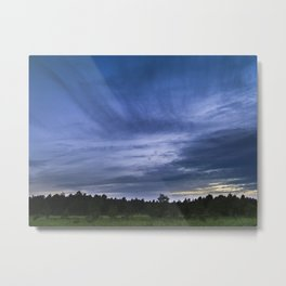 After The Storm # 1 Metal Print