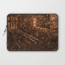 Vintage Lockhouse Revival Laptop Sleeve