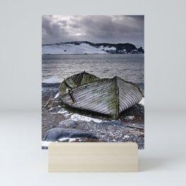 Shipwreck Mini Art Print