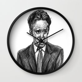 Jon Stewart Wall Clock