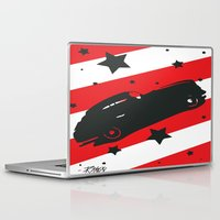 ford Laptop & iPad Skins featuring Hot Ford by raven's_revelation_city_graphics