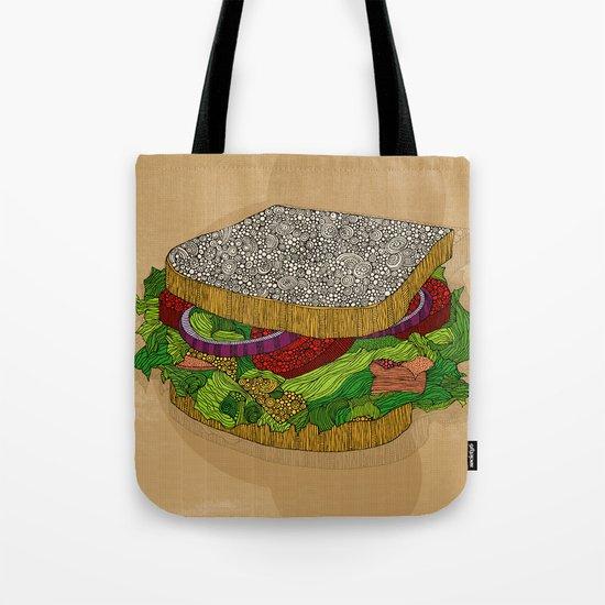 Sanduchito Tote Bag