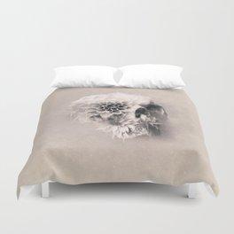 Decay Skull Light Duvet Cover
