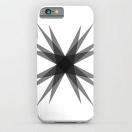 Starburst 3 iPhone Case