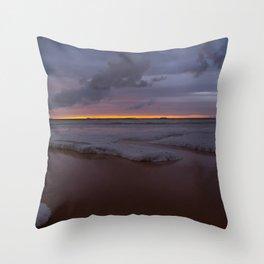 Alviso Lakes Throw Pillow