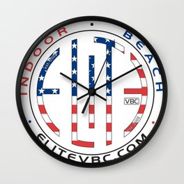Updated Elite USA for Club use Aug11,2015 Wall Clock