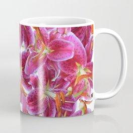 Extra stargazer lily Coffee Mug