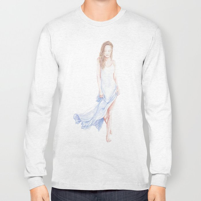 Inflammable Long Sleeve T-shirt