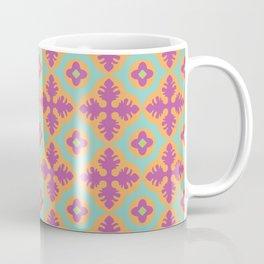 Traditional tile pattern Coffee Mug