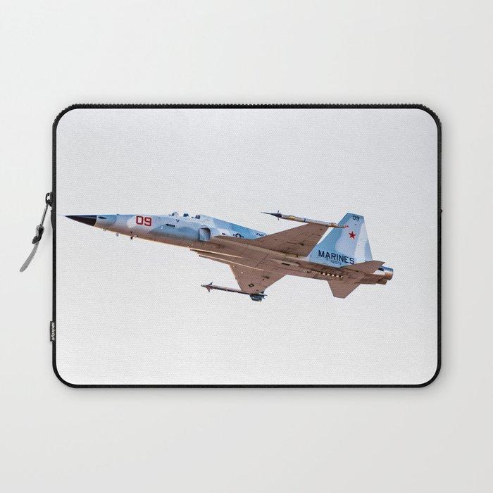 F-5E Adversary USMC MCAS YUMA Laptop Sleeve