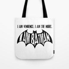 He is. Tote Bag
