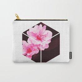 Peach Blossom Hoa Dao Tet Vietnam Carry-All Pouch