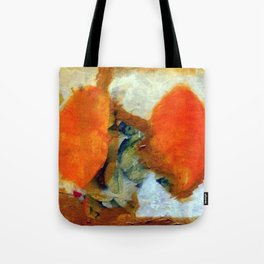 Erotic Fantasy Tote Bag