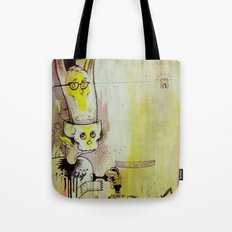 Deathy By Fresh Toast Tote Bag
