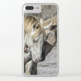 The Price and Prize of Living Free Clear iPhone Case