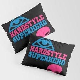 Superhero rave quote Pillow Sham