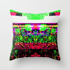 Bug Eyed Throw Pillow