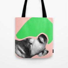 Turned Myself Around Tote Bag