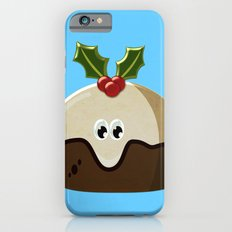 Christmas pudding iPhone 6s Slim Case