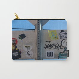 Yield for Art Carry-All Pouch