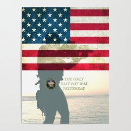 Navy Seals USA Poster