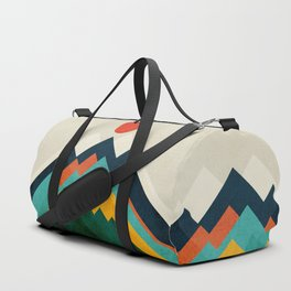 The hills are alive Duffle Bag