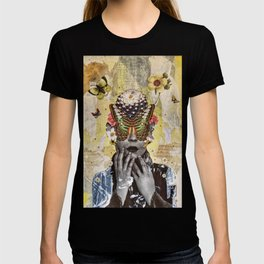 Learning to Fly, But Needing to Be Grounded  T-shirt