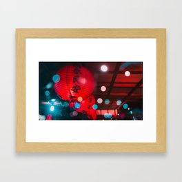 Safety for our Countrymen Framed Art Print